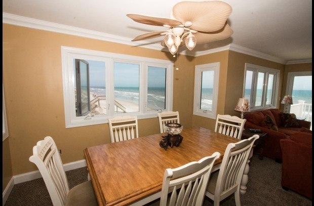 Bedroom Vacation Rental Topsail Island